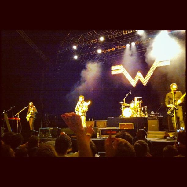 Wisconsin's own… Weezer!